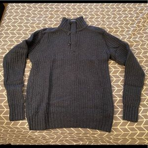 H&M Stand Up Collar Sweater